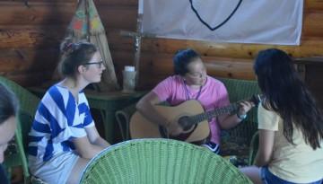 WeHaKee Girls Singing