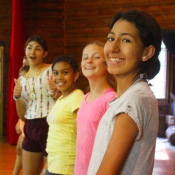 Be exposed to a wide range of cultures at WeHaKee Camp for Girls