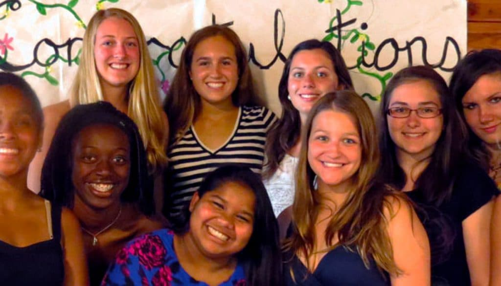 WeHaKee leadership academy girls