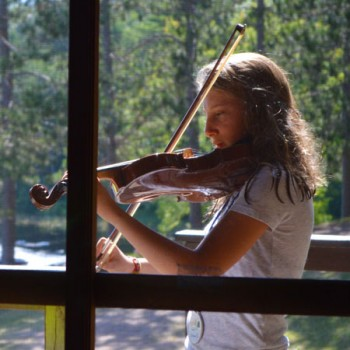 Violin, flute, piano, your voice, whatever your instrument is bring it to WeHaKee Camp for Girls