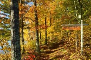 WeHaKee trail