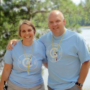 Maggie and Bob Braun, Camp Directors at WeHaKee Camp for Girls