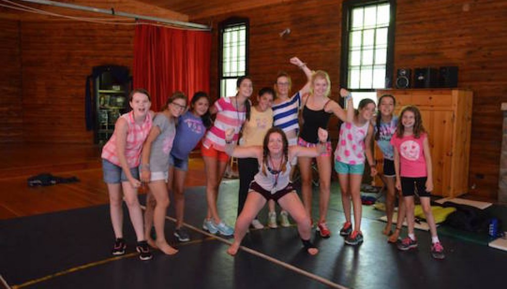 Real world experiences at Wehakee Camp for Girls.