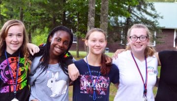 Keeping camp inclusive at WeHaKee Camp for Girls.
