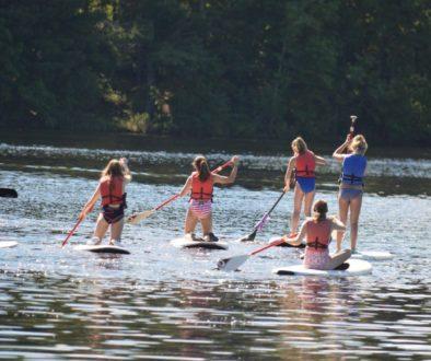 WHK paddlboarding