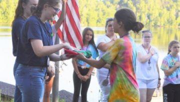 International Flag Ceremony