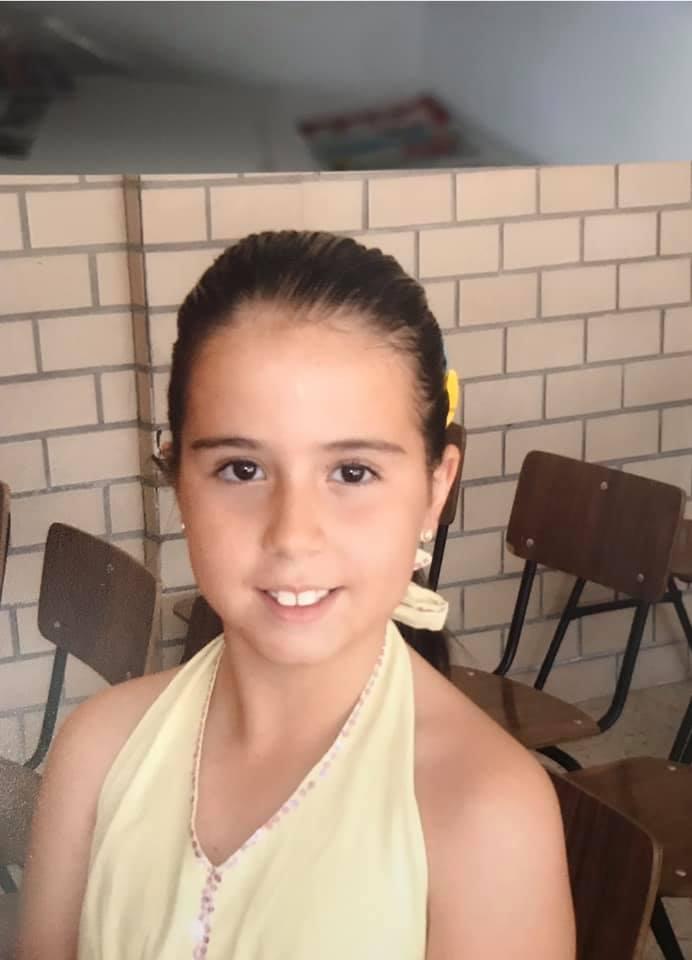 WeHaKee Camp for Girls Staff: Regina as child