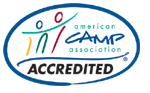 American Camp Association accreditation logo