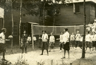 WeHaKee vintage volleyball
