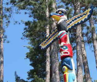 WeHaKee Totem