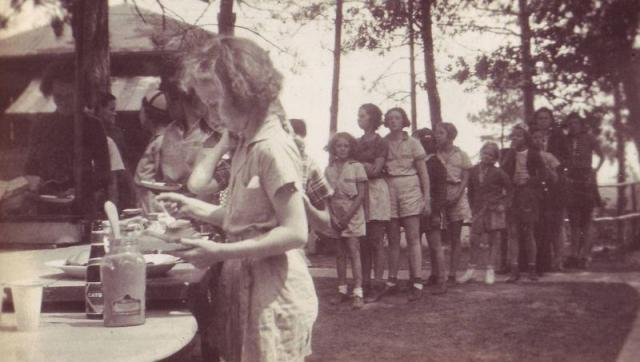 WeHaKee cookout 1936