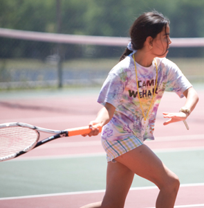 WeHaKee tennis